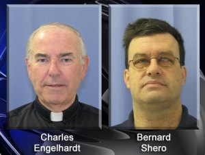Engelhardt and Shero. To of the worst child rapists the Roman Catholic Church ever produced.