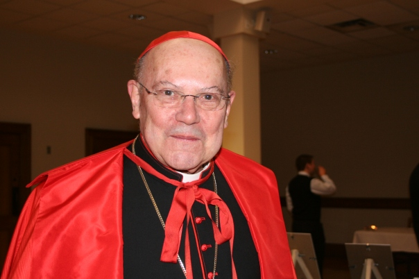 Cardinal William J Leveda