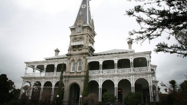 Rupertswood Mansion. Photo: Michelle Ferguson