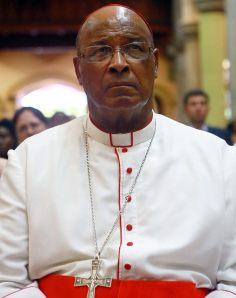 Controversial ... Catholic Archbishop of Durban Wilfrid Fox Napier