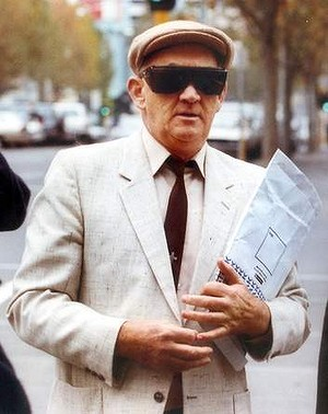Gerald Ridsdale in 1993. Photo: Geoff Ampt