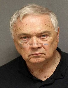This undated photo released by the U.S. Marshal service shows Robert Poandl. Poandl, a Roman Catholic priest, was sentenced to seven and a half years in prison Wednesday, Feb. 12, 2014,  after being convicted of taking a 10-year-old boy to West Virginia for sex more than two decades ago. (AP Photo/U.S. Marshal Service)