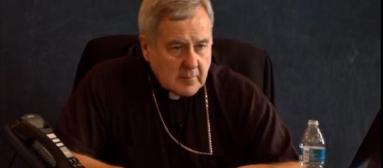Pedophile Pimp Archbishop Robert Carlson