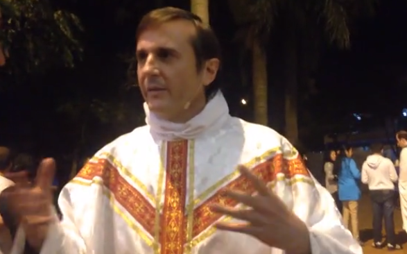 Pedophile Priest, Father Carlos Urrigoity