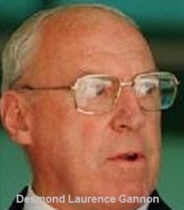 Pedophile Priest Desmond Gannon