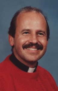 Father Fran Hoefgen, OSB
