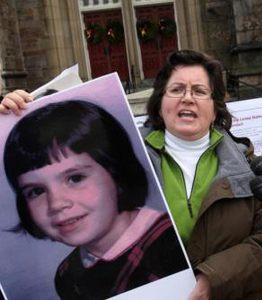 Helen McGonigle, sister of suicide victim Kathleen McGonigle
