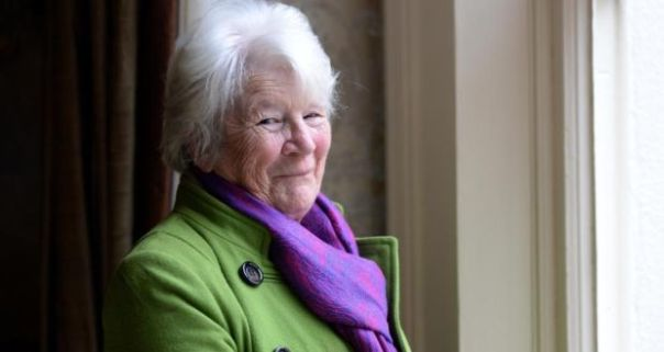 Diane Croghan says she felt like a liar after the Department of Justice rejected her testimonial of the time she spent working at the Magdalene laundry in Summerhill, Co Wexford. Photograph: Eric Luke/The Irish Times