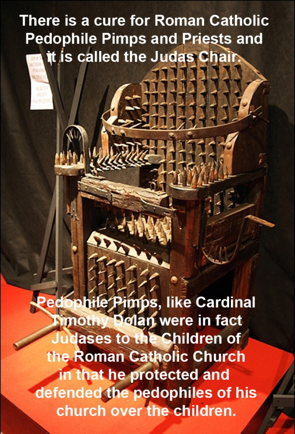 The Judas Chair