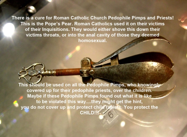 The Popes Pear