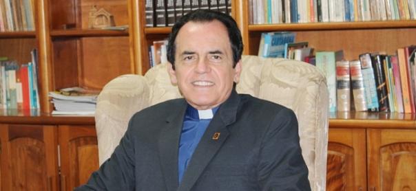 Federico Fernandez Baeza. Credit: Universidad de San Buenaventura Cartagena