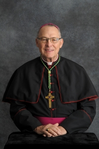 Archbishop Alex Brunett