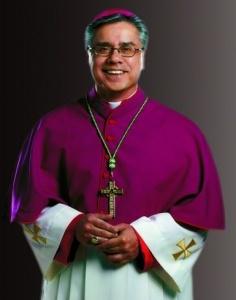 Bishop Randolph Calvo