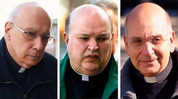 Giles Schinelli, Anthony Criscitelli, Robert D'Aversa