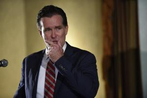A rep for Senate Majority Leader John Flanagan says the pol is not delaying the bill because of his ties to the law firm. (BARRY WILLIAMS/FOR NEW YORK DAILY NEWS)