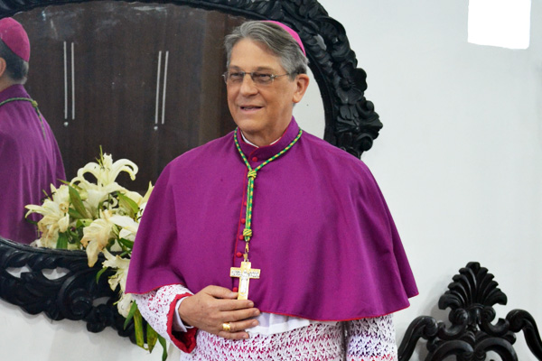 Archbishop Aldo di Cillo Pagotto,
